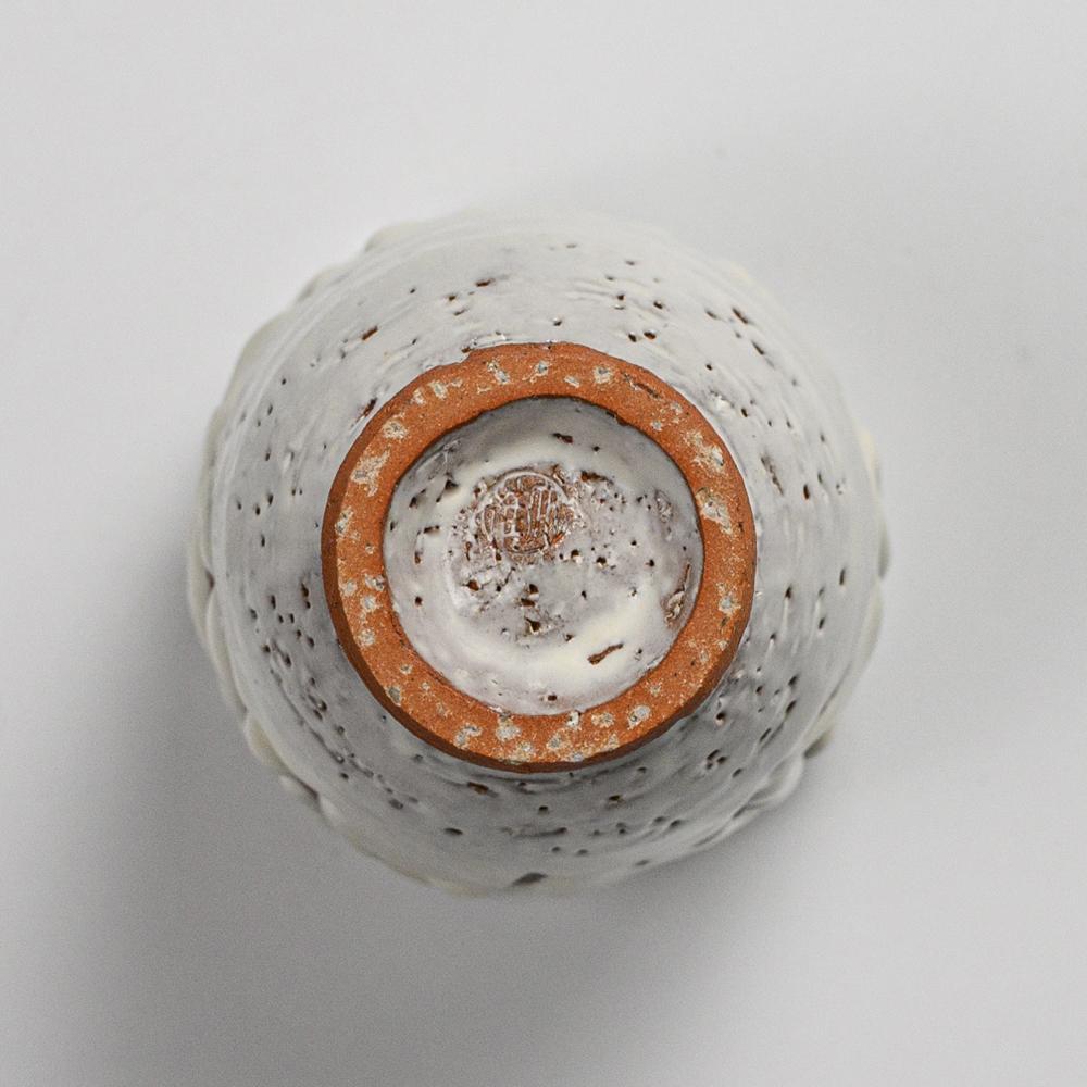 萩焼(伝統的工芸品)ミニ花入鬼白松呉器桂