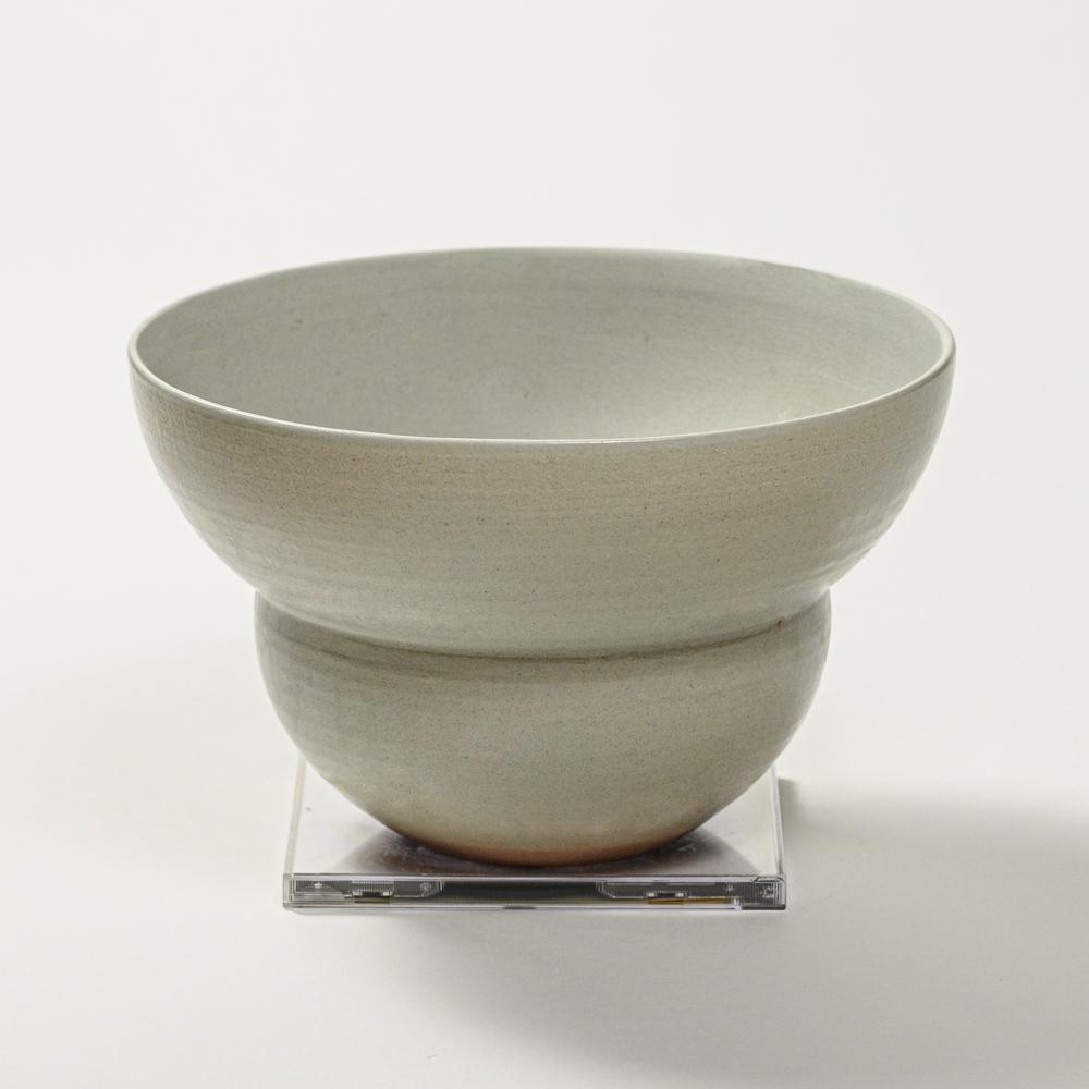 萩焼(伝統的工芸品)コンポート姫萩箪瓢
