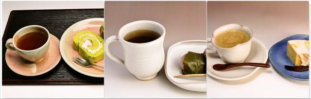 萩焼(伝統的工芸品)カップ類のイメージ